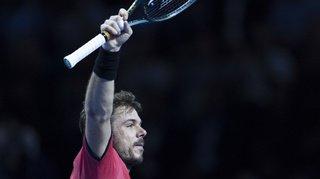 Tennis - Swiss Indoors de Bâle: Wawrinka bat 6-3 6-4 l'Uruguayan Pablo Cuevas et passe en 8e de finale