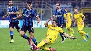 Football - Ligue des champions: l'Inter Milan domine le Borussia Dortmund 2-0