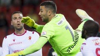 FC Sion: les notes des joueurs valaisans contre Saint-Gall