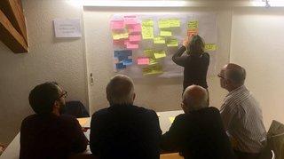 Les citoyens de Collombey-Muraz et de Monthey invités à imaginer leur futur commun