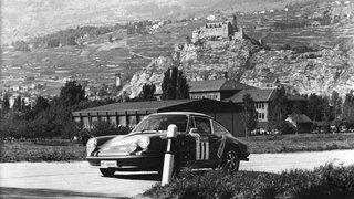 En 60 ans, le Rallye du Valais a grandi et beaucoup changé