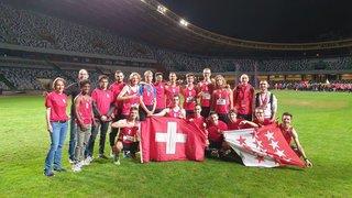 Athlétisme: le Valais quitte l'élite des Européens juniors