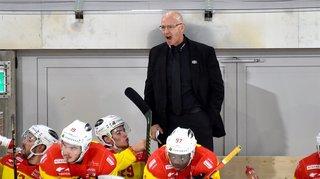 Dany Gelinas: «Chaque confrontation directe s'apparente pour le HC Sierre à un match de play-off»