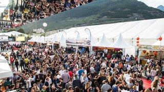 Record absolu: 233'779 visiteurs au compteur de la Foire du Valais