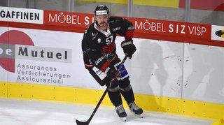 Hockey: Viège pique un premier point au leader