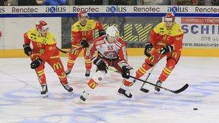 Hockey: Sierre est trop vite redescendu sur terre