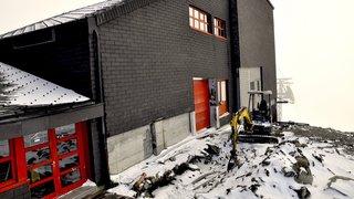 Les remontées mécaniques valaisannes face au dégel du permafrost
