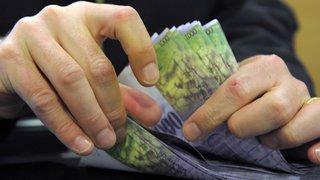 Une initiative pour faire baisser les impôts en Valais