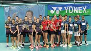 Badminton: les Valaisans sont prêts à montrer les crocs
