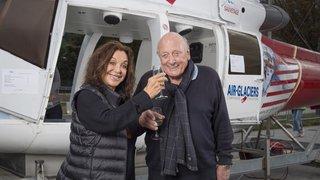 «Heureux que l'Association François-Xavier Bagnoud soit toujours là après trente ans»