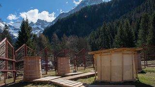Des bains d'eau saline aux Plans-sur-Bex