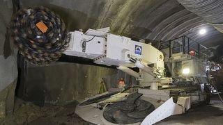 Lausanne: des gaz toxiques détectés dans un chantier de tunnel