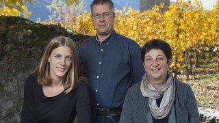 Anne-Catherine et Denis Mercier élevés au rang d'«icônes du vin suisse»