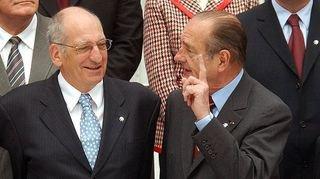 Ces Valaisans qui ont côtoyé Jacques Chirac