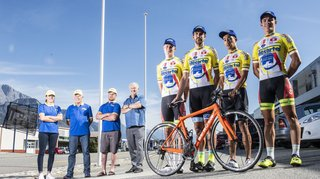 Cyclisme: trois Valaisans découvriront l'Afrique, ses plaines et sa chaleur