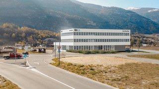 Sierre: Membratec et DPE Electrotechnique inaugurent leurs nouveaux locaux