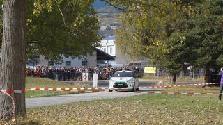 Rallye International du Valais, Sion 19.10.2019