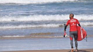 Le Valaisan Nick Crettenand s'envolera pour les Mondiaux de stand up paddle surf en 2020