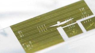 EPFZ: un spectromètre infrarouge plus petit qu'une pièce de monnaie