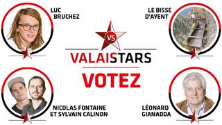 ValaiStars: élisez la personnalité du mois de septembre!