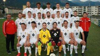 Le FC Sierre II s'invite aux avant-postes