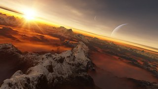 Astronomie: une exoplanète et son étoile bientôt nommées «Raclette» et «Fondue»?