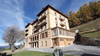 Saint-Luc: le Grand Hôtel du Cervin bientôt classé monument historique