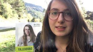 «Le Nouvelliste» est parti en campagne avec Elodie Darbellay, une des plus jeunes candidates romandes