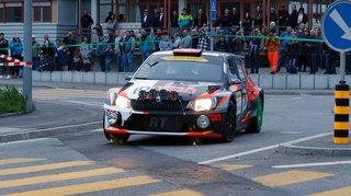 60e Rallye international du Valais. La ville et la nuit en grandes nouveautés