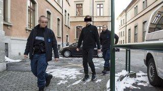 Martigny: l'agresseur à la hache condamné pour menaces de mort