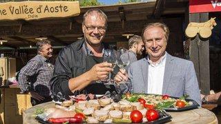Valaisans et Valdôtains unis pour valoriser la viande autochtone