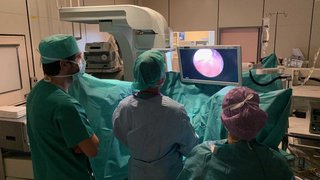 Hôpital du Valais: sortie de crise annoncée pour l'urologie