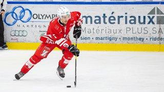 Hockey: le HCV Martigny est reçu cinq sur cinq sur sa glace