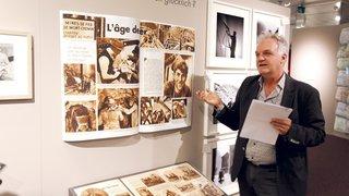 La Médiathèque Valais-Martigny sort de l'oubli le photoreporter suisse Max Kettel