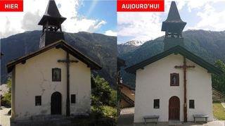 Saint-Martin: cure de jouvence pour la chapelle de Liez