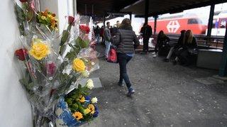 Le meurtrier de la gare de Martigny avait déjà un casier judiciaire