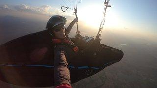 La parapentiste valaisanne Yael Margelisch s'envole sur 552 kilomètres vers un nouveau record du monde