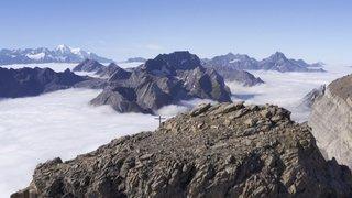 «Le Valais depuis les airs»: vol au-dessus de la région du Sanetsch - Glacier 3000