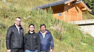 Nendaz crée de l'énergie renouvelable avec ses eaux potables