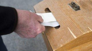 Deuxième tour: les Valaisans devront faire vite pour voter