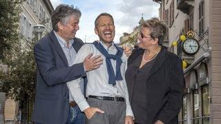 Siège historique des Verts valaisans à Berne: trente-deux ans d'histoire et dix-neuf de passion entamées autour d'un tango
