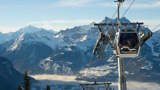 1000 visiteurs pour le Salon de la montagne à Aigle