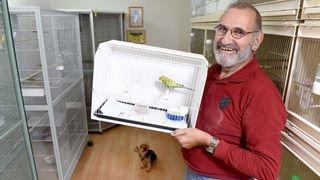 Il met un terme à un demi-siècle d'activité ornithologique dimanche à Martigny