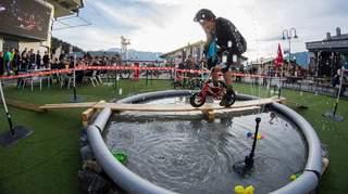 Verbier: les riders vont pouvoir s'éclater lors de la fête de fin de saison au Bikepark
