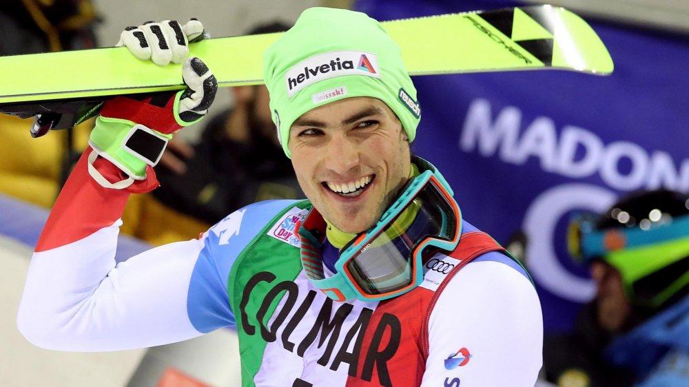 Il faudra compter avec Daniel Yule, l'un des plus constants sur le circuit de la Coupe du monde de slalom l'hiver dernier.