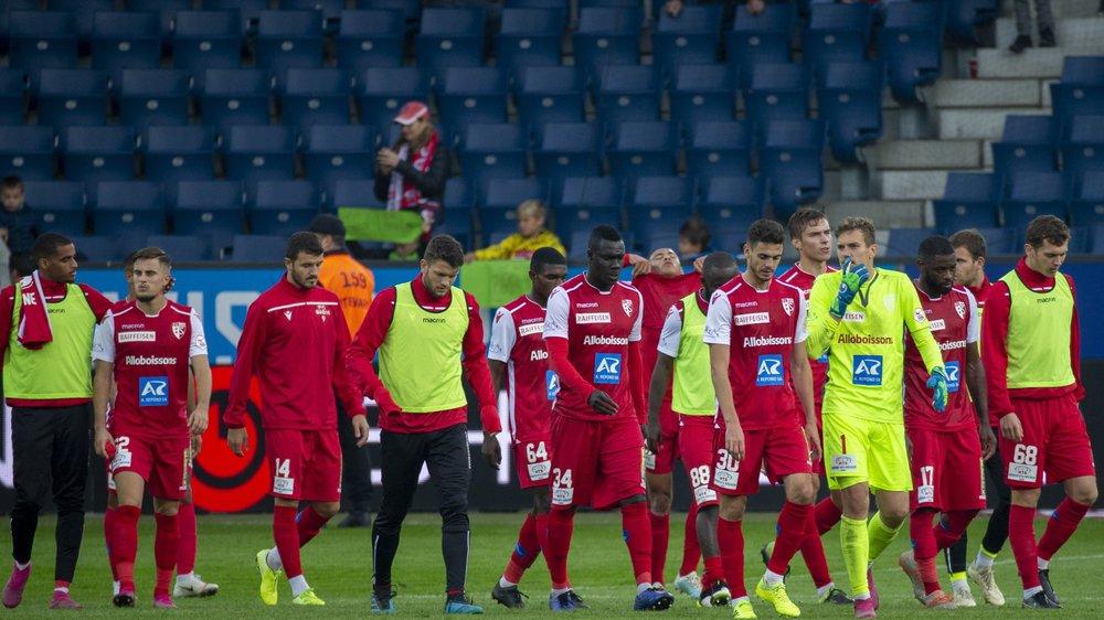 Après sept journées sans victoire en championnat, les joueurs du FC Sion sauront-ils redresser la tête contre Young Boys dimanche au stade de Tourbillon?