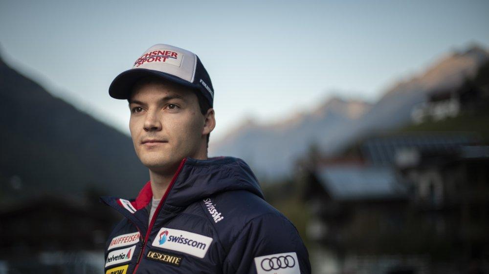 Loïc Meillard peut véritablement lancer sa saison ce dimanche en Finlande lors du slalom de Levi.