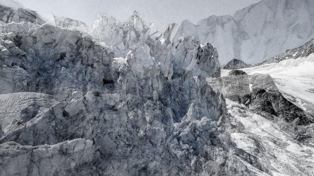 Inauguré en septembre 2018, le nouvel Espace Graffenried à Aigle présente différents regards portés sur les glaciers entre hier et aujourd'hui.