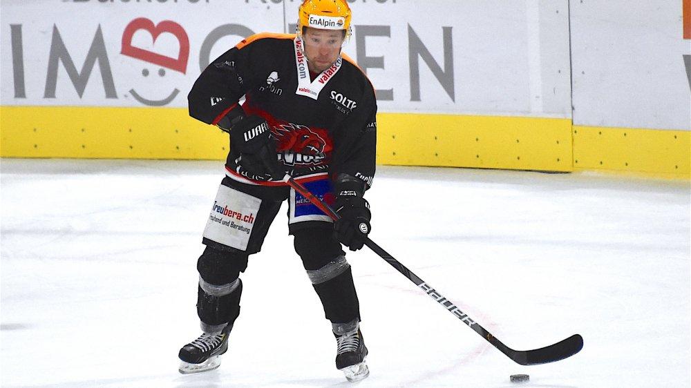 Tomas Dolana, troisième meilleur compteur de Swiss League, réussit un début de saison remarquable.