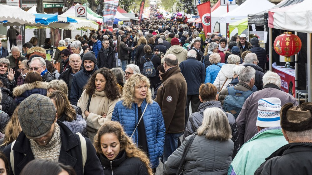 C'est l'un des rendez-vous immanquables de la Cité du Soleil. La Foire Sainte-Catherine a fait vibrer le centre-ville de Sierre durant toute la journée de lundi.